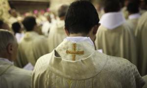 catholic priest forgivness